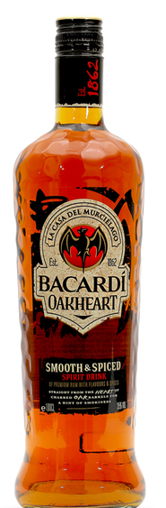 Bacardi Oakheart Spiced Rum Review
